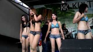 Repeat youtube video KK BAND Coyote Happy New Year 2013 @ KKC By Lai K.6 (HD)