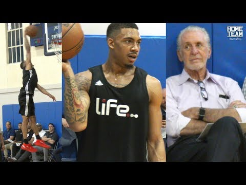 Corey Sanders Pro Day Workout In Front of NBA GM's & Coaches