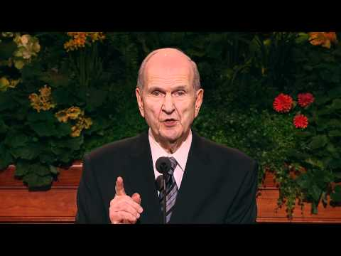 Thumbnail: Elder Russell M. Nelson - Face the Future with Faith