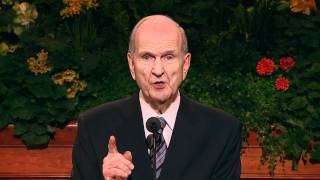 Elder Russell M. Nelson - Face the Future with Faith