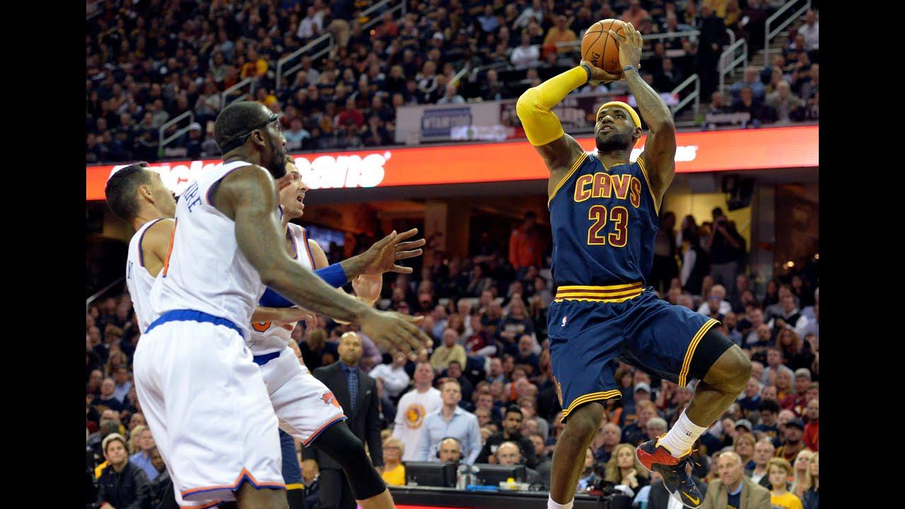NBA 2K Jump Shot Fixes | Lebron James - YouTube