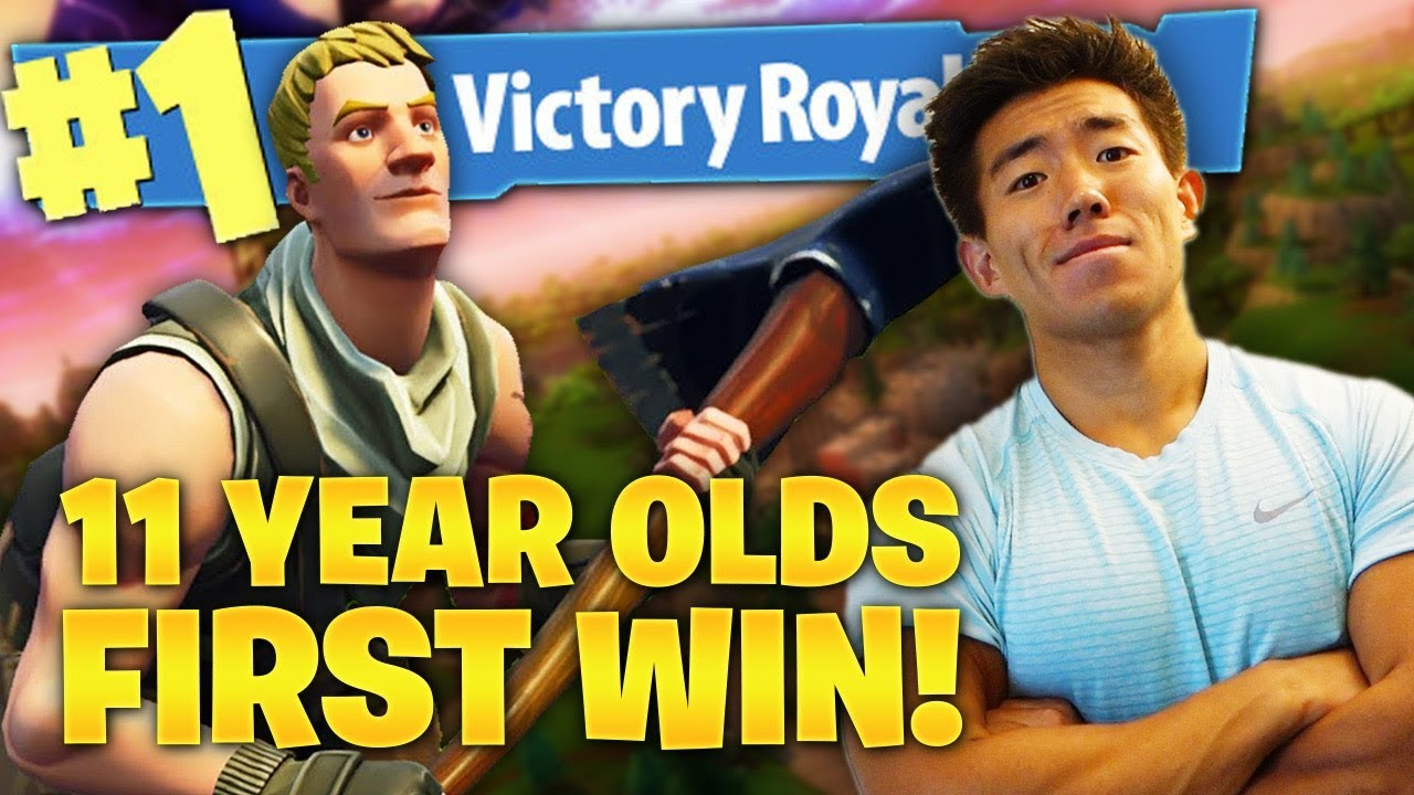 helping-11-year-old-get-his-first-win-funny-moments-fortnite-battle-royale