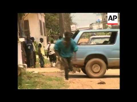 Zaire, Liberia, Sports, US Air Crash