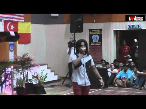 Live Lan Kristal - Cinta Tiga Segi & Memburu Impian di IKBN Kuala Langat