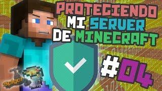 Protegiendo mi server de minecraft | VPNGuard | #4