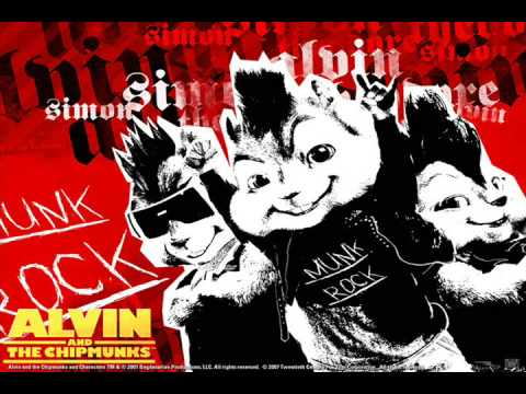 Alvin and the ChipmunksLil Wayne Gimme That