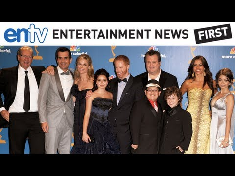 modern family filming season 4 after cast settles contract dispute entv