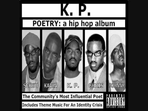 POETRY: a hip hop album - K.P. - 13 of 14 (Native Son)