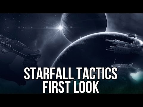 Starfall Tactics (Free Online RTS Game): Watcha Playin'? Gameplay First Look
