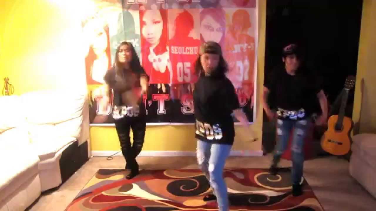 how to dance i need u bts