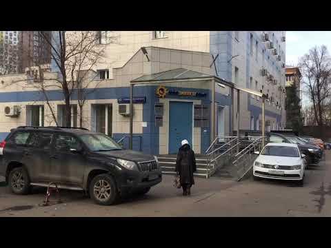 Москва, улицы Алексеевского района, поездка в Мосэнергосбыт.