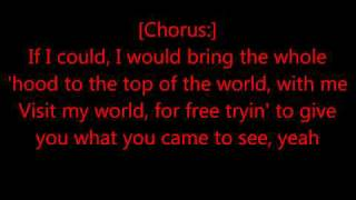 Trey Songz -Top Of The World (If I Could) Lyrics