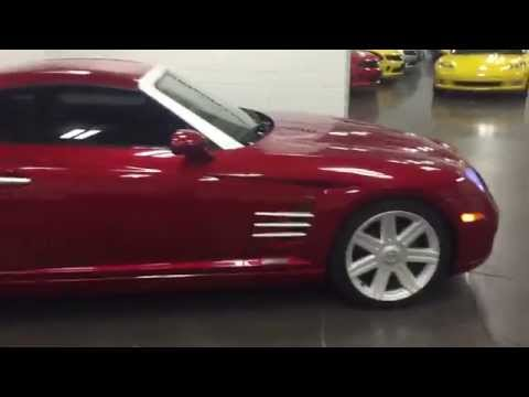 2005 Crossfire with V8 Hemi Conversion by Chris Tucker