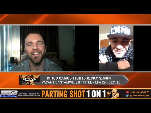 UFC veteran Chico Camus Hopes A LFA 29 Title Win Leads To UFC Call Back