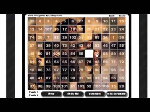 Mega Puzzle - большой пазл