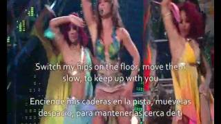 Britney Spears The hook up subtitulos español ingles