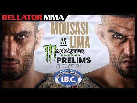 Monster Energy Prelims | Bellator 250: Mousasi vs. Lima