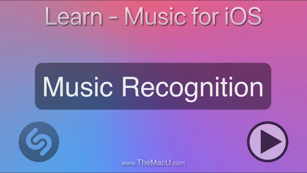 Iphone Tutorial Music Recognition In Ios 14 2 Youtube