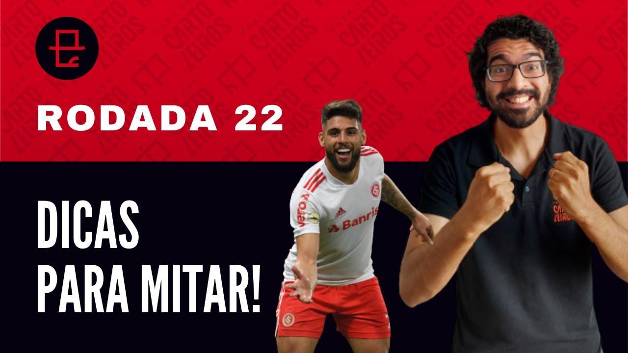Download DICAS DA RODADA 22 | CARTOLA FC 2021: JOGOS BEM EQUILIBRADOS!