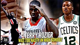 Terry Rozier Been NASTY Since High School!! Official Ballislife Mixtape!