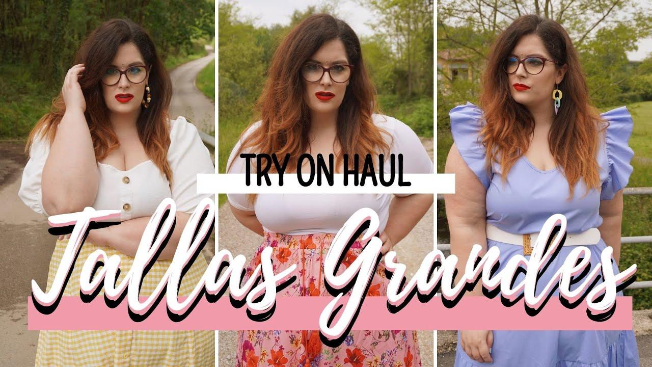 ❥ Try on HAUL PLUS SIZE | Looks de ALIEXPRESS especial VERANO