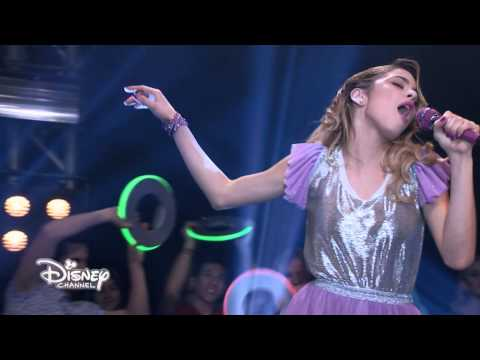 Violetta -- Quiero (Martina Stoessel) - Music video dall'episodio 196