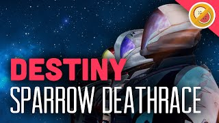 Destiny Sparrow Deathrace - The Dream Team (Funny Gaming Moments)