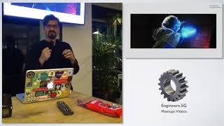 Microbial fuel cells - SG Hack & Tell