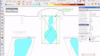 САПФИР 2.0 Армирование плит перекрытий(Армирование плит перекрытий по результатам расчета в ПК Лира-САПР 2012., 2013-02-27T15:00:00.000Z)