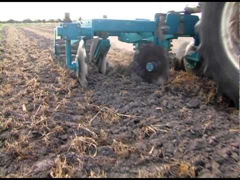 Zonal Tillage with Tony Chapman