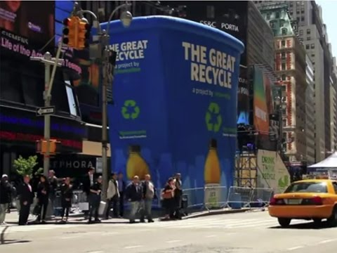 The Great Recycle 2012
