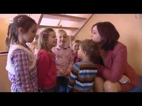 Deutsch lernen (B2/C1) | Ein Kindergarten am Arbeitsplatz
