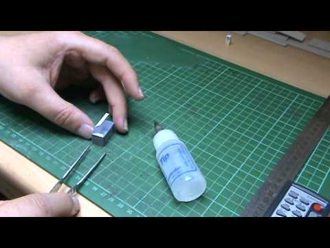 Wordsworth Model Railway 95b – Kit Construction Techniques Part 2.