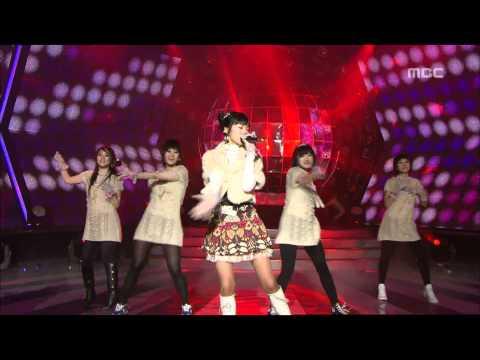 Bae Seul-ki - Come On, 배슬기 - 다가와, Music Core 20080105