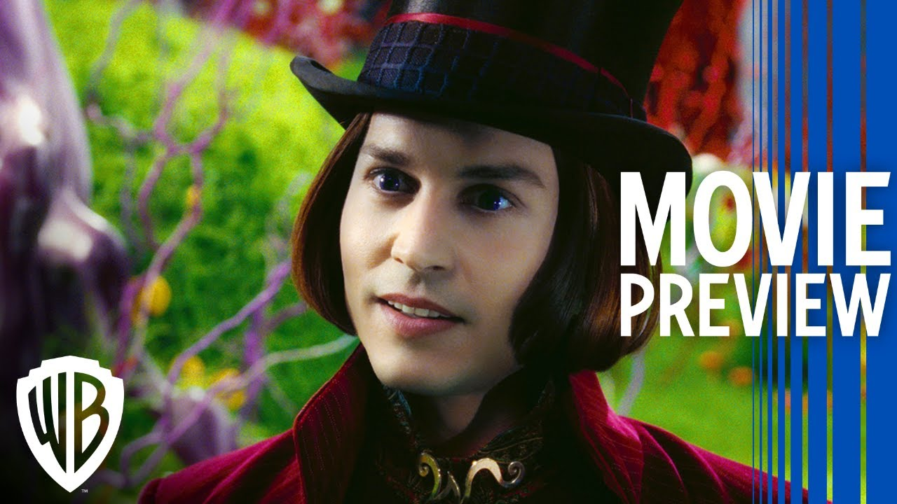 Charlie And The Chocolate Factory Full Movie Preview Warner Bros Entertainment Youtube