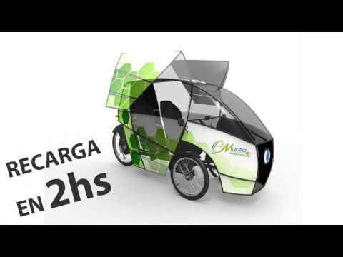 EMantra, transporte personal a pedal y electrico.