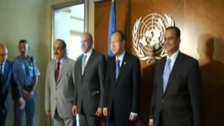 تقرير مفاوضات الكويت 17-04-2016