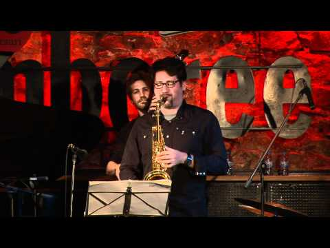 "EVARISTO PEREZ TRIO feat. OHAD TALMOR ""It could ha..."