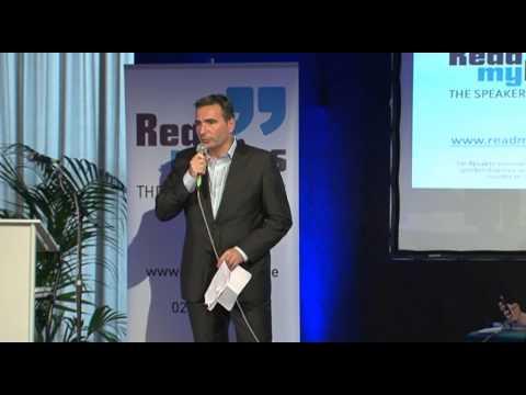Mediadebat De Naakte Journalist - David Steegen - Boekenbeurs 2012