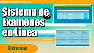 SISTEMA DE EXAMEN EN LINEA (CODIGO FUENTE)