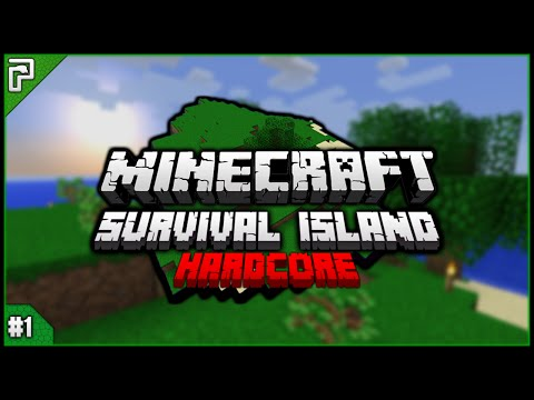 Let's Play Minecraft 1.9 | Survival Island Hardcore | Beginnings Of An Empire! [#1]