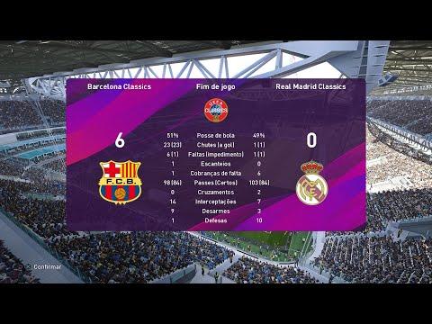 Barcelona Classics x Real Madrid Classics
