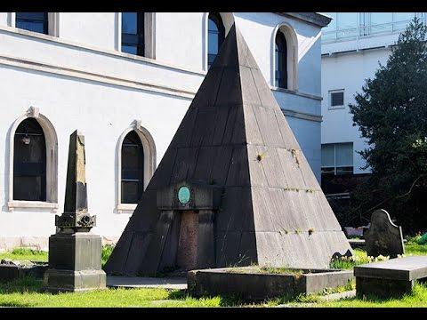 The Liverpool Pyramid - William MacKenzie's Tomb