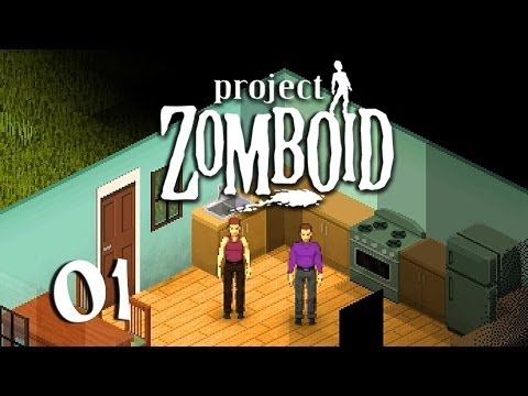 Project Zomboid #01 - Gemeinsam überleben [Deutsch] [HD+] [Let's Play Together]
