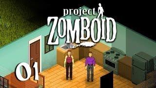 Project Zomboid #01 - Gemeinsam überleben [Deutsch] [HD+] [Let