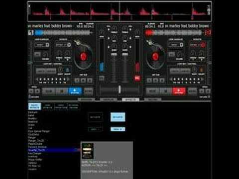 acapella making virtual dj