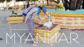 Реальная Мьянма/Открытые границы Мьянмы/Путешествия по неизвестной Азии / Видео