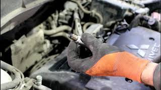 Резко увеличился расход масла и ошибка P0301  Mitsubishi ASX Мицубиси АСХ 1,8 2013 года