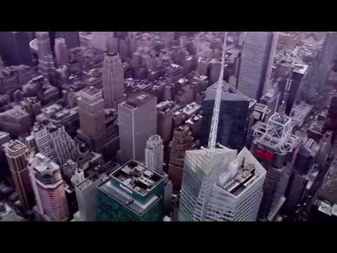 AECOM Tishman Builds the NYC Skyline