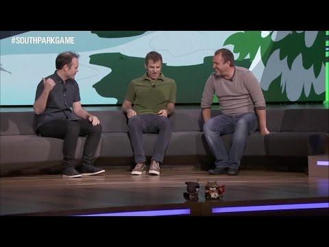 Trey Parker & Matt Stone Talk South Park at E3 2016